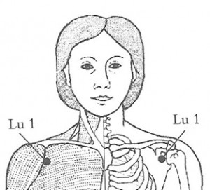 Lung Points Photo