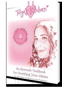 Talyas Kitchen Cookbook